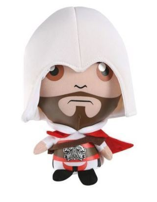 NEW Assassin's Creed Brotherhood Ezio Plush Video Game Plush Toy FREE SHIPPING
