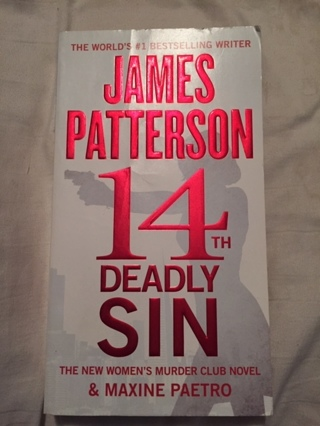 14th Deadly Sin - by James Patterson