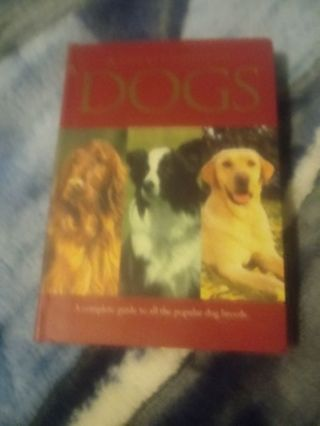 New A Pocket Guide To Dogs Book