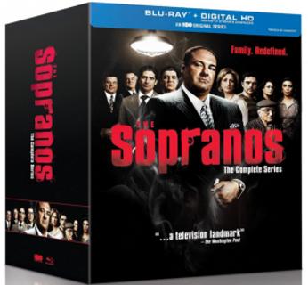 The Sopranos, The Complete Series - HD Vudu Digital Copy Code