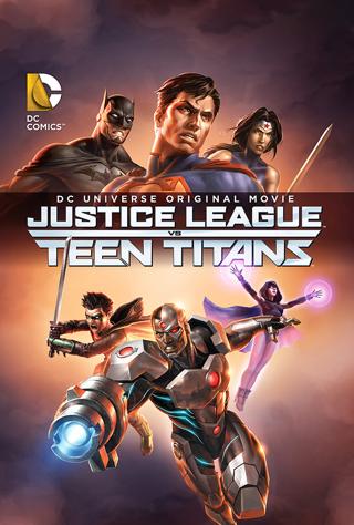 JUSTICE LEAGUE VS TEEN TITANS VUDU HD INSTAWATCH