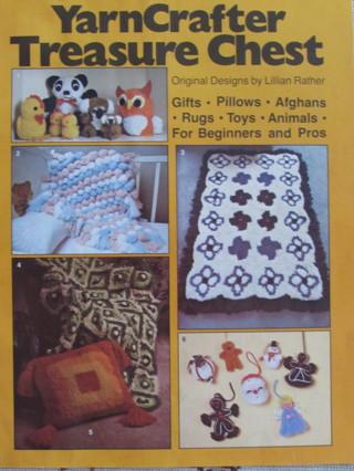 Yarn Craft with Pom-Poms Instruction Booklet