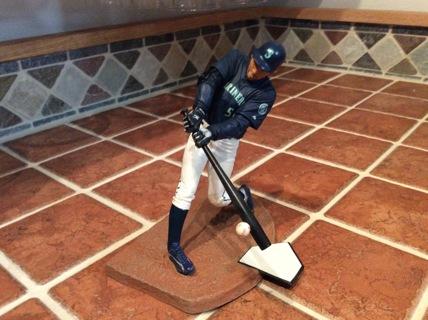 ICHIRO SUZUKI MCFARLANE Sports Picks MLB Baseball Series 22 Action Figure SEATTLE MARINERS