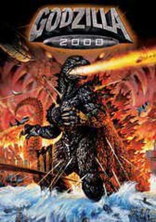 Godzilla 2000 InstaWatch