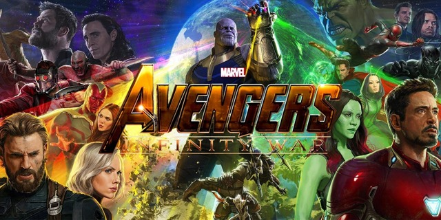 AVENGERS INFINITY WAR MA ONLY POSSIBLY WITH DMR POINTS