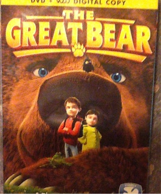 The great Bear DVD digital copy only