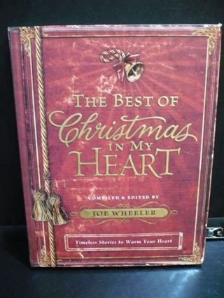 Best Christmas in my Heart by Joe Wheeler (Book) $16.00 Book