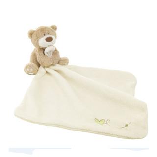 Baby Hand Towels Quadrangular Super Soft Appease Bear Multifunction Grasping Comforting Doll 30*30Cm