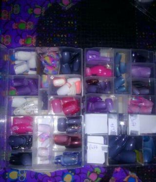 10 sets of nails