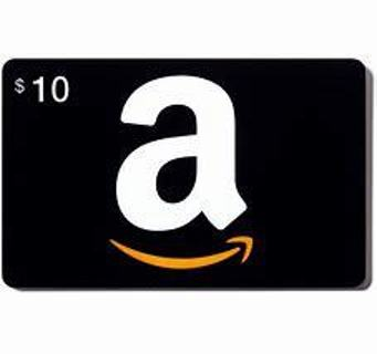 An Amazing Amazon $10 gift card