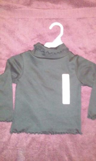 NWT~18m Black Garanimals shirt