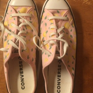 Converse slide on shoes