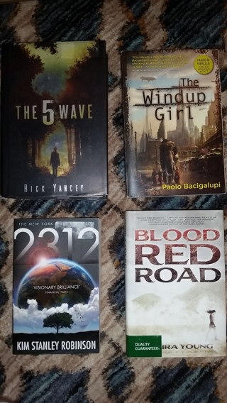Winner Pick One (1) - Science Fiction Book Auction