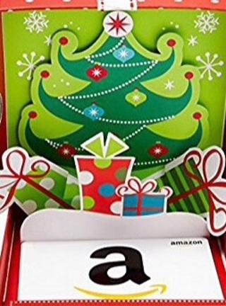 Amazon e-gift card for $5.00