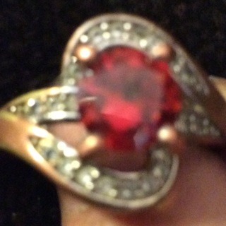 Free: Jewelscent ring size 7 no stamps no tags - Rings