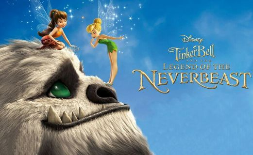 Tinker Bell and the Legend of the Neverbeast Google Play Digital Code