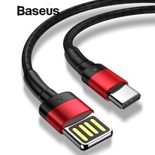 Baseus Upgrade Special Reversible USB Type C Cable for Samsung Galaxy note 9 S9 S8 Plus USB C Fast