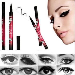 Black Waterproof Nice Pen Liquid Eyeliner Yanqina 36H Pencil Make Up Beauty Eye