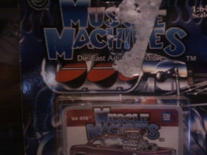 muscle machines 66 GTO