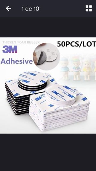 3M Double Sided Tape 50pcs 3M Tape