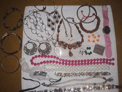All goes one bid jewelry making repair