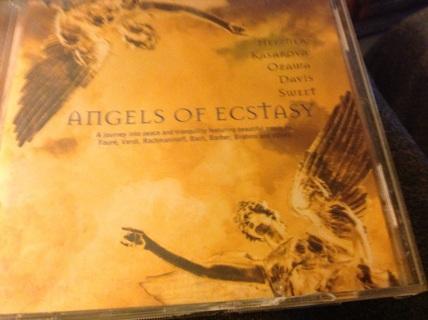 CD- ANGELS OF ECSTASY