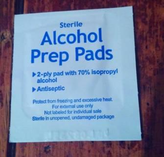10 pads