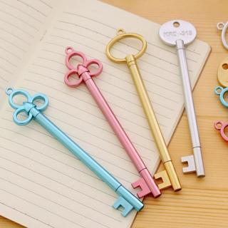 4Pcs/Set Gel Pen Set Key Kawaii School Supplies Office Stationary Photo Album  Kawaii Pens School