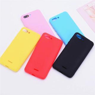Case On Xiaomi Redmi 6A Case Silicone Cover For Redmi 6A Case Soft TPU Back Cover Colorful Phone c