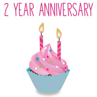 LET'S CELEBRATE!! 2 Year Anniversary Stocking Stuffer Make-Up Extravaganza!