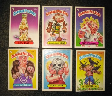 1986 Garbage Pail Kids Collectors