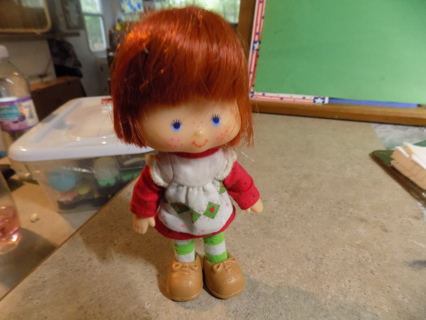Vintage Strawberry Shortcake doll jointed