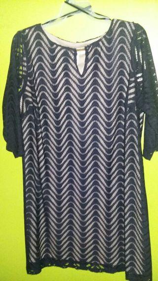 2x Emma Michele dress.