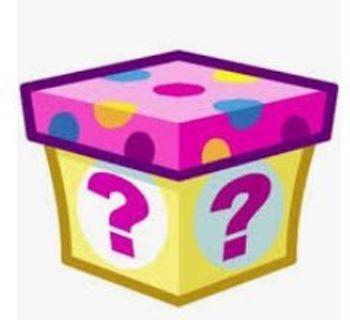 Mystery box (for little girls)