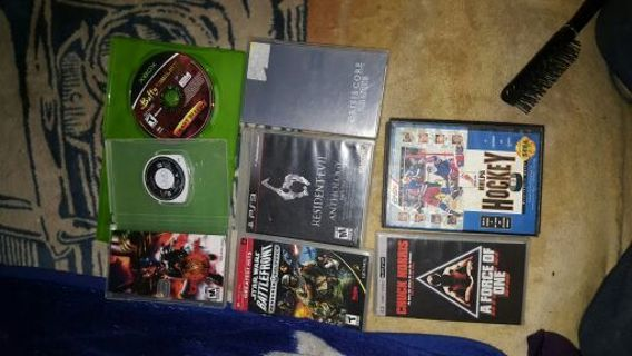 Ultimate Game lot