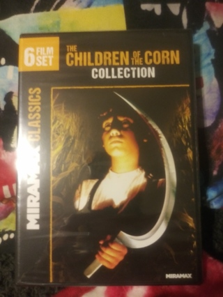 Children of the corn 6 movies factory sealed