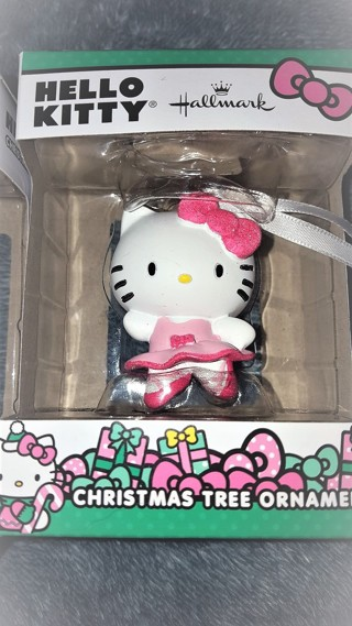 Hello Kitty Tiered Auction Masks Ornaments More