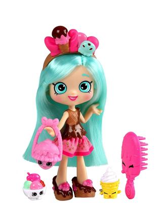 Shopkins Shoppies: Peppa-Mint ~ NEW ~ NOS ~ NIP