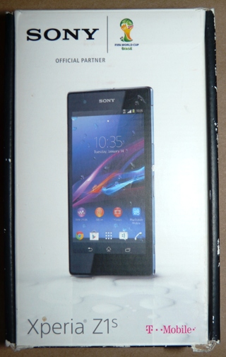 Sony Xperia Z1s C6916 - 32GB - Black (Unlocked) Smartphone T-Mobile @ GIN Free Shipping