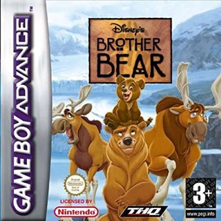 Brother Bear GBA Game