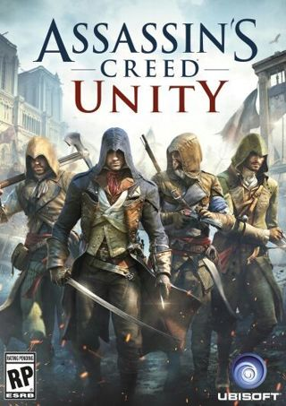 Assassin's Creed Unity: Full Game Code For Xbox One.