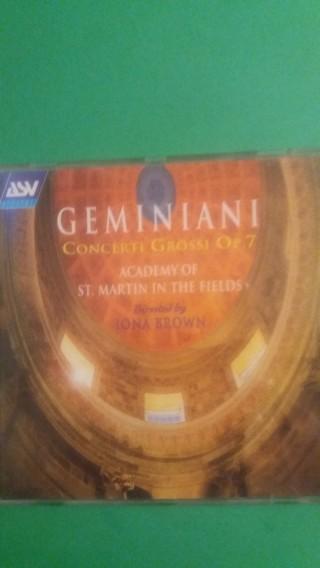 geminiani concerto grossi op.7 free shipping