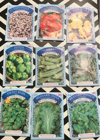 90! Flower & Vegetable Seed pack Lot - huge variety Grow your own Garden 5 day shipping ❤️❤️