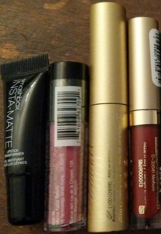 8 Mixed Namebrand Makeup IPSY, Smashbox, Eyeko Birchbox, Ulta Lips, Eyes,Blush + 2 for GIN BONUS-NEW