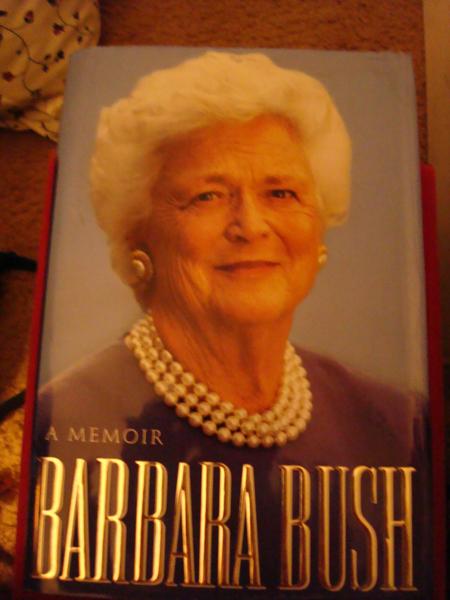 synopsis of barbara bush addressing wel