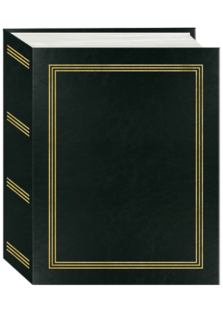 "20% OFF! Pioneer Photo Albums A4-100 Black Photo Album, 100 Pockets 4""x6"""