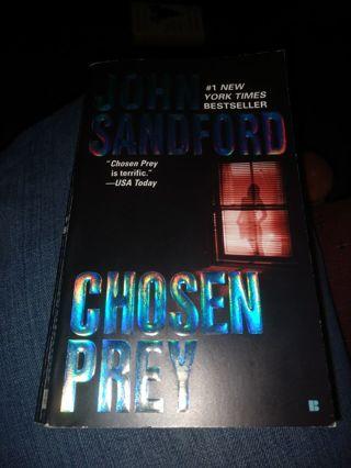 Chosen Prey by John Sandford (paperback)