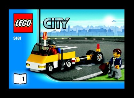 Free Lego City Set 3181 Instructions Building Toys Listia