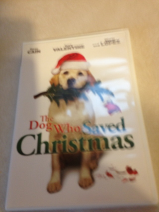 DVD The Dog Who Saved Christmas