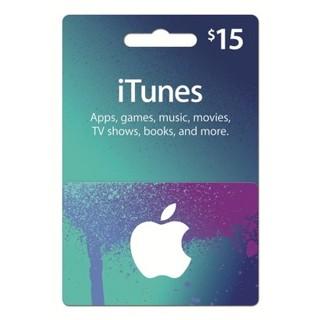 $15 iTunes Gift card (Code)!